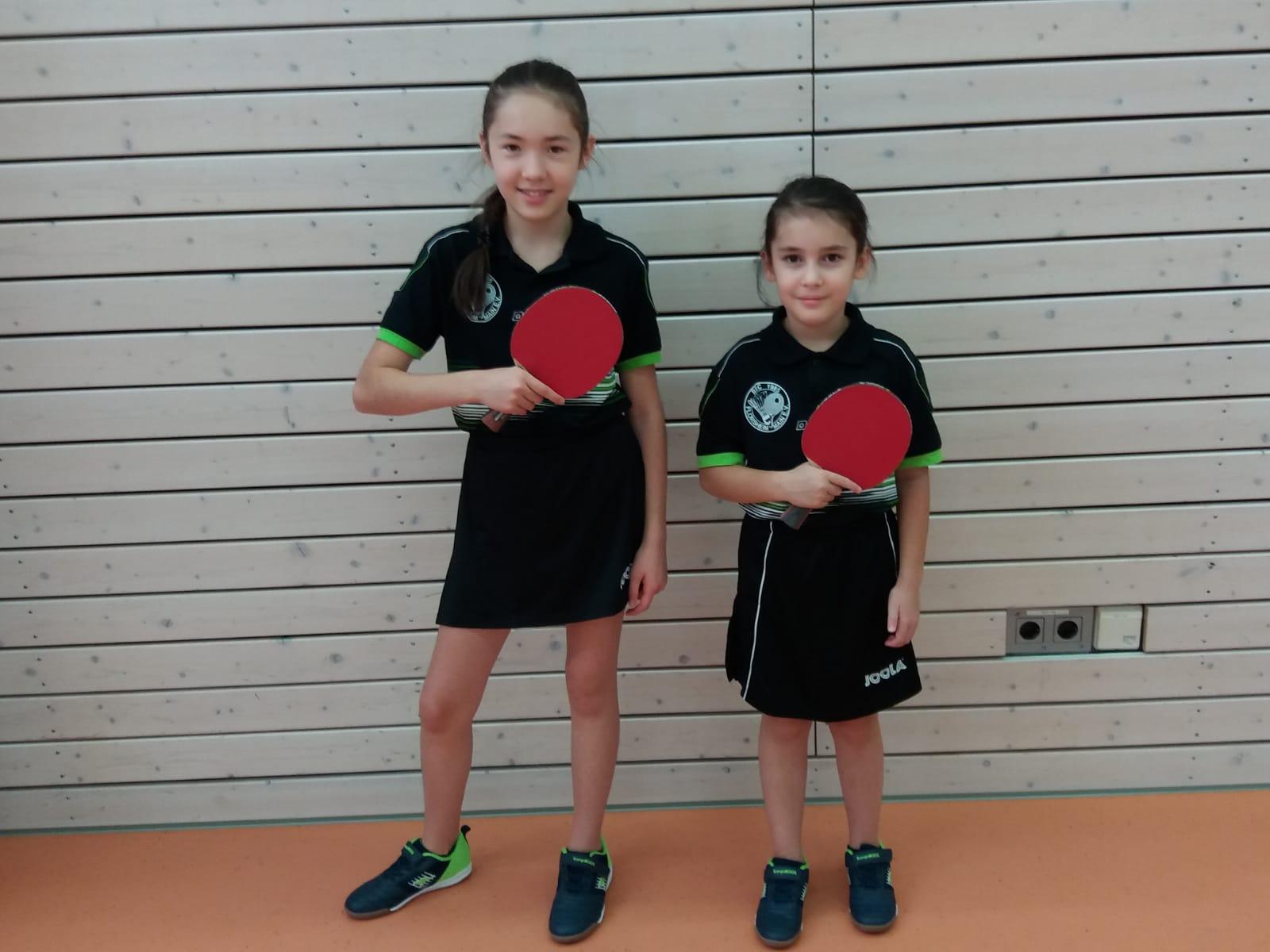 Djamila und Jasmin Elsenheimer