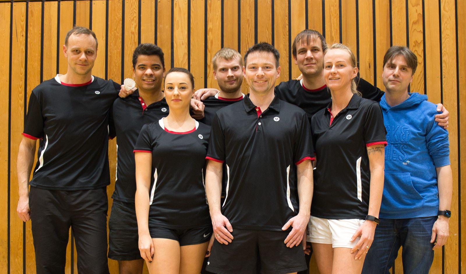 Meistermannschaft A-Klasse